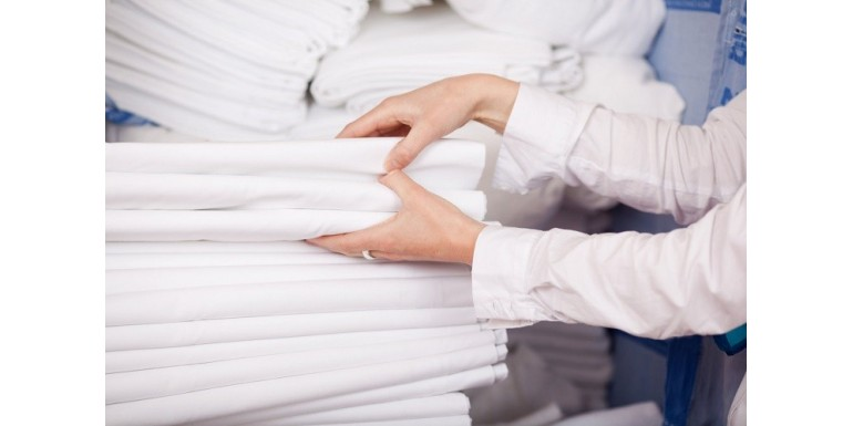 Как отбелить пожелтевшую ткань