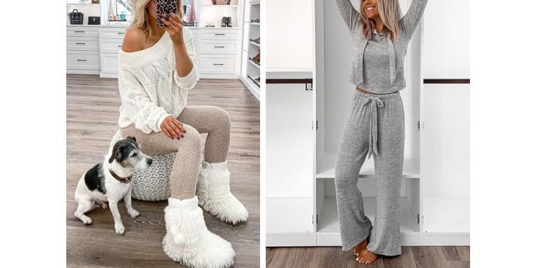 Как одеваться дома