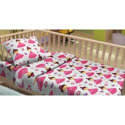 Детское постельное белье для младенцев Lotus фланель - LiLu - Фото 2