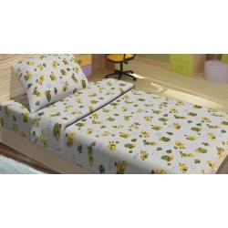 Детское постельное белье для младенцев Lotus ранфорс - NiKi зеленый, , 2