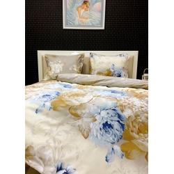 Постельное белье Lotus Premium - Vanessa семейное, , 2