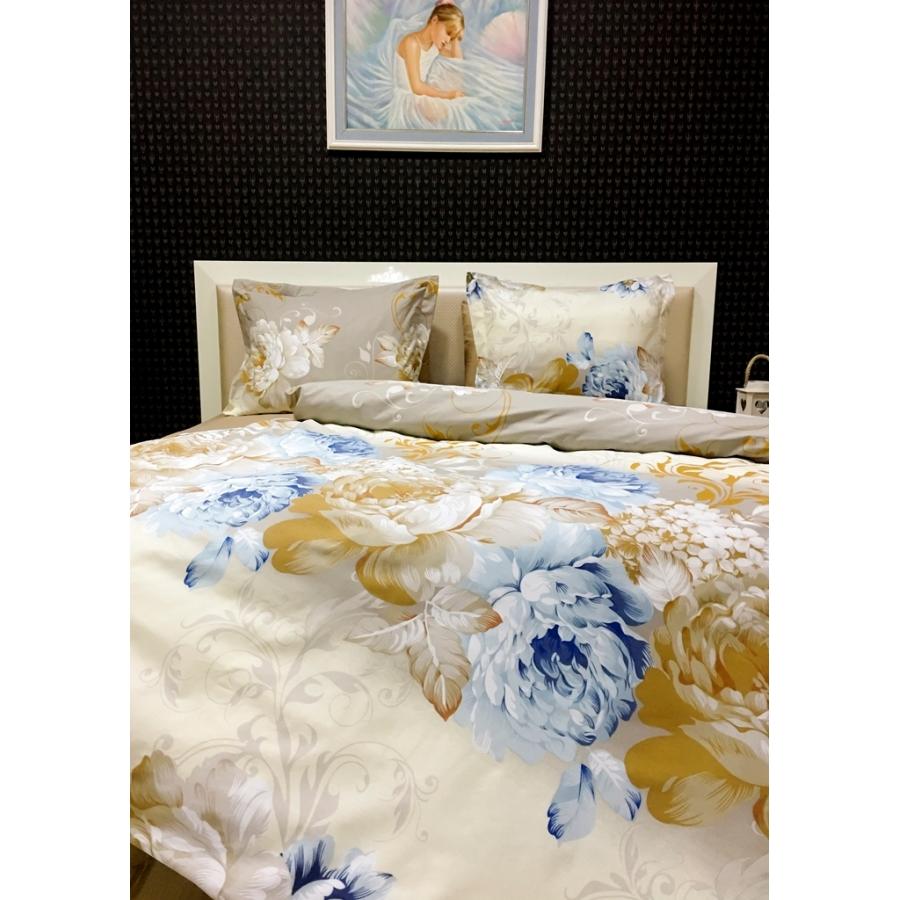 Постельное белье Lotus Premium - Vanessa семейное