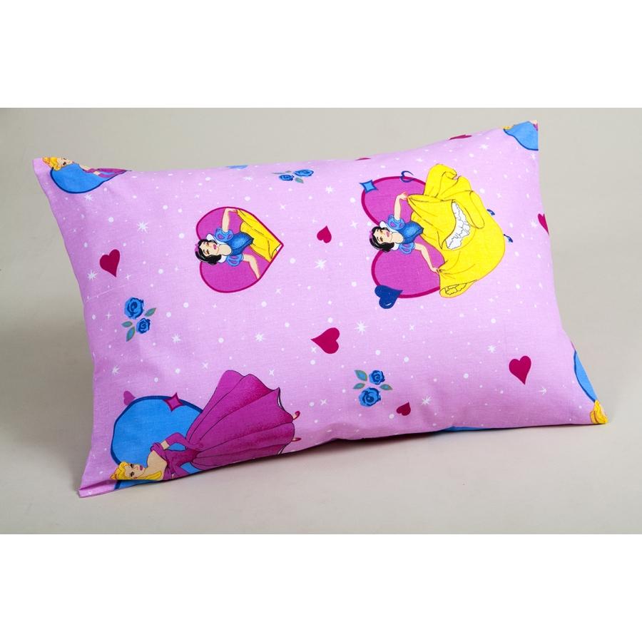 Наволочки Lotus ранфорс - Sweet Princess розовый 50*70 (2 шт)