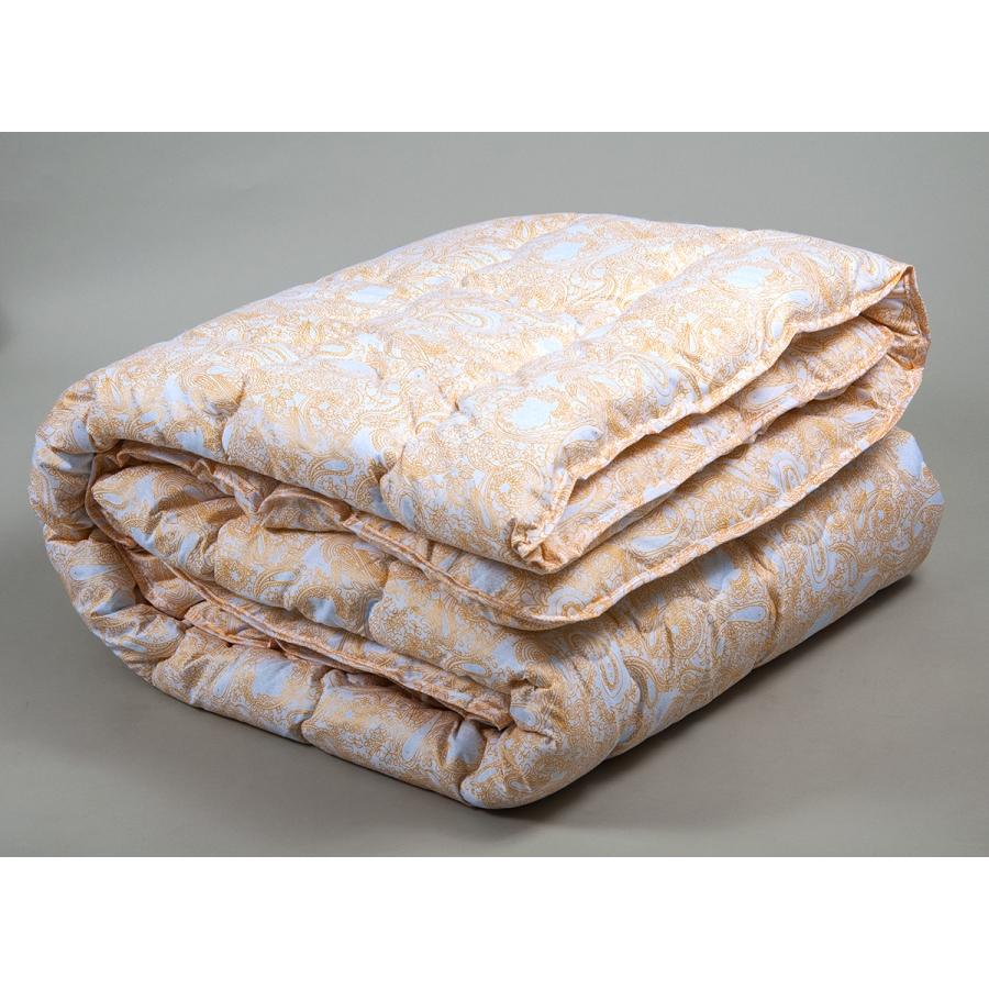 Одеяло Lotus - Comfort Tencel 155*215 V1 желтый полуторное