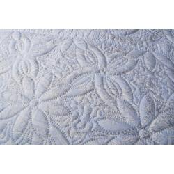 Покрывало Lotus Broadway - Sheen голубой 150*220, , 3