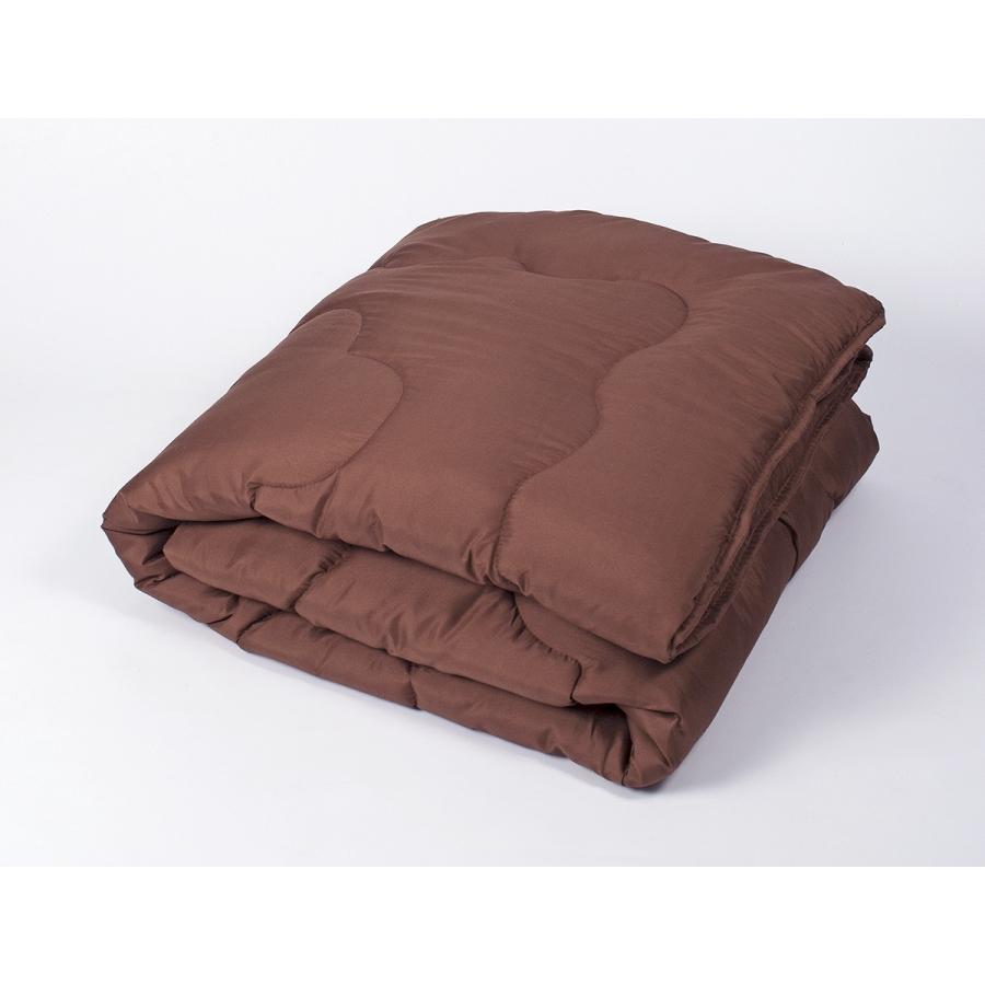 Одеяло Lotus - Comfort Wool 170*210 коричневый двухспальное