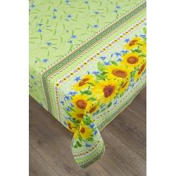 Скатерть Lotus - Sunflowers 140*140, , 2