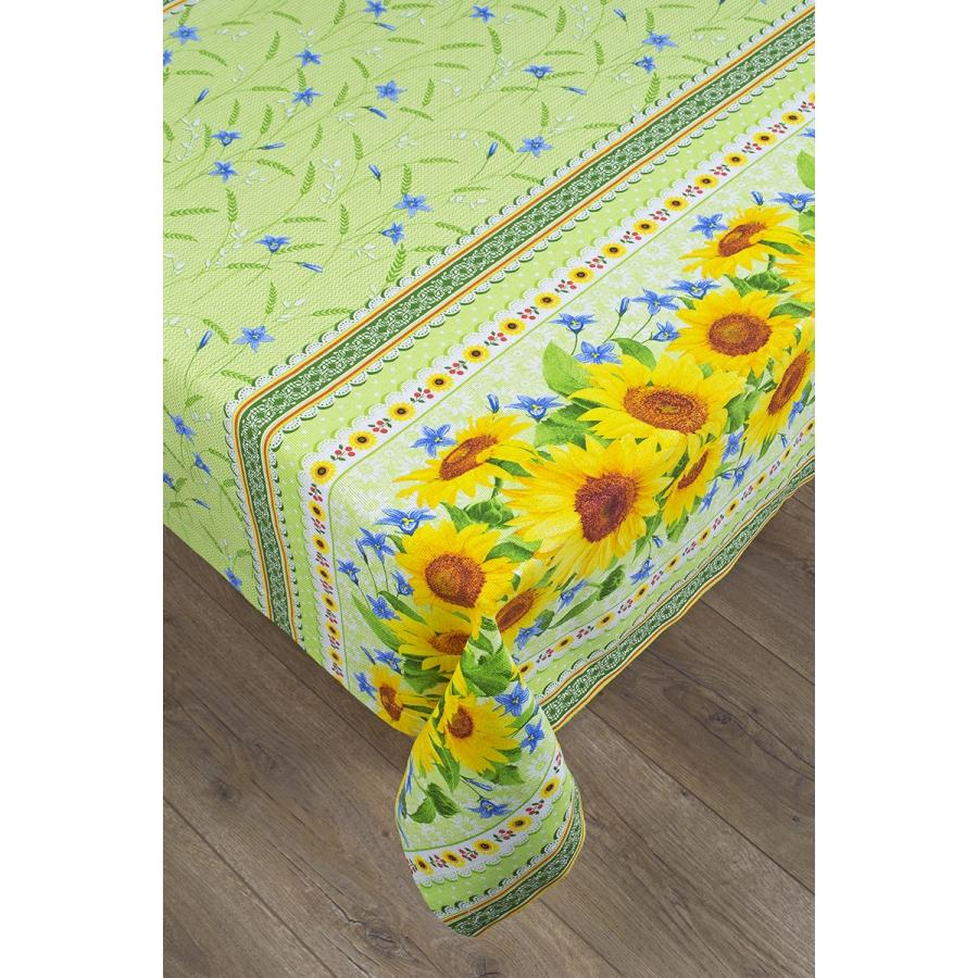 Скатерть Lotus - Sunflowers 140*140