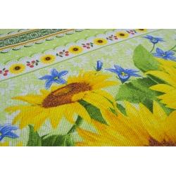 Скатерть Lotus - Sunflowers 140*140, , 3