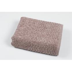 Полотенце махровое Pupila - Bump bordo бордовый 50*90, , 2