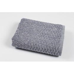 Полотенце махровое Pupila - Bump gri серый 50*90, , 2