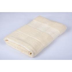 Полотенце махровое Pupila - Nazar молочный 70*140, , 2