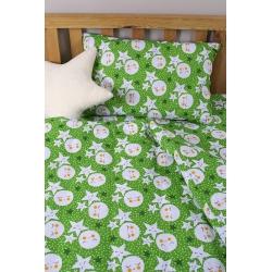 Детское постельное белье для младенцев Lotus ранфорс - LoNy зеленый, , 2