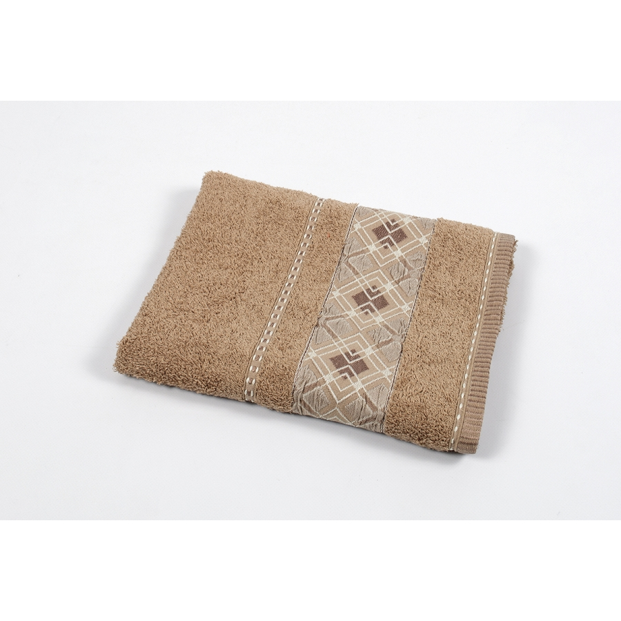 Полотенце махровое Binnur - Vip Cotton 07 50*90 кофе