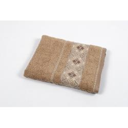 Полотенце махровое Binnur - Vip Cotton 07 70*140 кофе, , 2