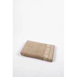 Полотенце махровое Binnur - Vip Cotton 11 70*140 кофе, , 3
