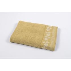 Полотенце махровое Binnur - Vip Cotton 11 70*140 горчичный, , 2
