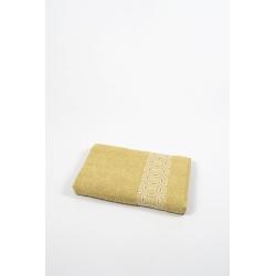 Полотенце махровое Binnur - Vip Cotton 12 70*140 горчичный, , 3