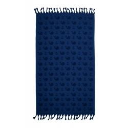 Полотенце Barine - Whale lacivert синий 50*90 , , 2