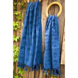 Полотенце Barine - Whale lacivert синий 50*90 , , 4