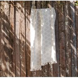 Плед-накидка Barine - Diamond Throw grey серый 130*170, , 3