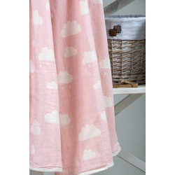 Плед-накидка Barine - Cloud Throw Pink 130*170, , 3