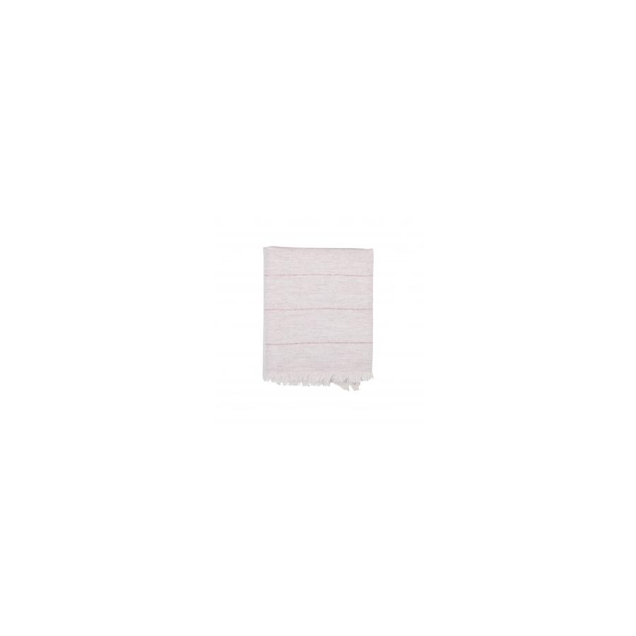 Плед-накидка Barine - Gleam beige бежевый 120*165