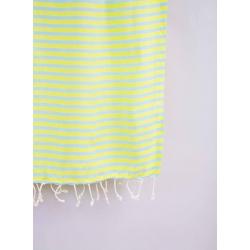 Полотенце Barine Pestemal - Herringbone 100*185 Mint-lime , , 3