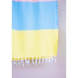 Полотенце Barine Pestemal - Block 95*165 Sunshine-mint-somon, , 4