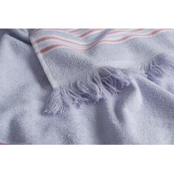 Полотенце Barine Pestemal - Escape 100*160 Lilac, , 3