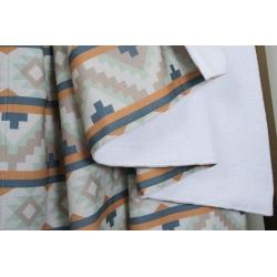 Полотенце Barine Pestemal - Najavo double face 90*170, , 3