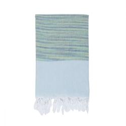 Полотенце Barine Pestemal - Marble 90*160 Green-Mint, , 3