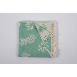 Полотенце Barine Pestemal - Palmsprings 90*160 Green зеленый, , 3