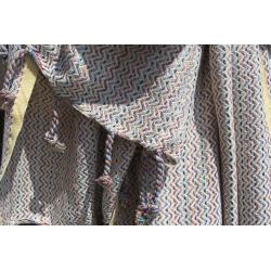 Полотенце Barine Pestemal - Meander 100*180 Multicolour, , 3