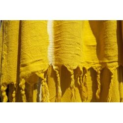 Полотенце Barine Pestemal - Flash 90*160 Mustard, , 3
