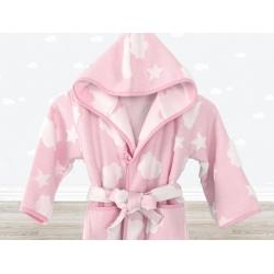 Халат детский Irya - Cloud розовый 3-4 года, , 2