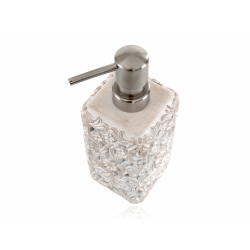Дозатор для мыла Irya - Calisto krem кремовый, , 3