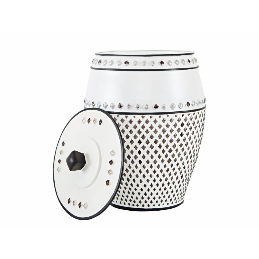 Ведро для туалета Irya - Ottova gri серый