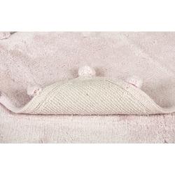 Коврик Irya - Alya pembe розовый 60*90, , 5