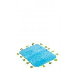 Коврик Irya - Joy mavi голубой 60*90, , 3