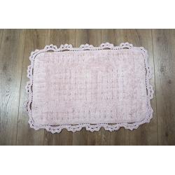 Коврик Irya - Mina pembe розовый 70*110, , 2