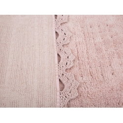 Коврик Irya - Mina pembe розовый 70*110, , 4