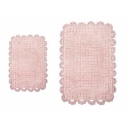 Коврик Irya - Mina pembe розовый 70*110, , 5