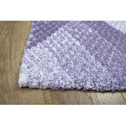 Коврик Irya - Wall mor фиолетовый 70*110, , 5