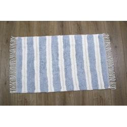 Коврик Irya - Jami mavi голубой 70*110, , 2