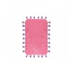 Коврик Irya - Joy pembe розовый 70*110, , 2