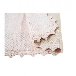 Коврик Irya - Carmela pembe розовый 70*110, , 2
