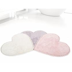 Коврик Irya - Amor pembe розовый 80*80, , 4