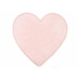 Коврик Irya - Amor pembe розовый 80*80, , 5