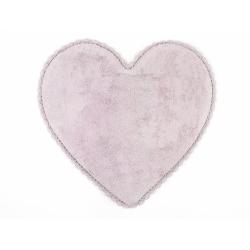 Коврик Irya - Amor lila лиловый 80*80, , 5